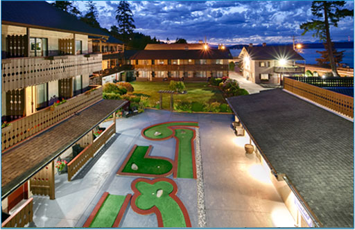 For Campbell River Hotels Trust The Best Western Austrian Chalet On Vancouver Island