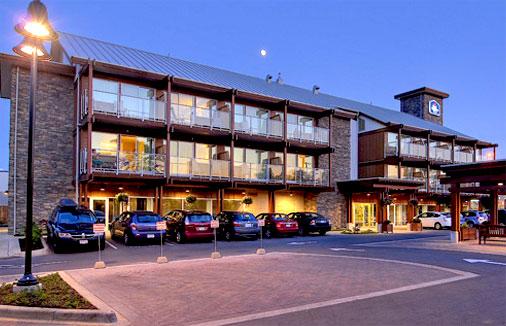 Best Western Hotel Courtenay