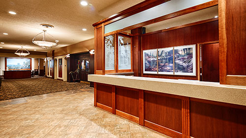 For Port Alberni Hotels Trust The Best Western Plus Barclay Hotel On