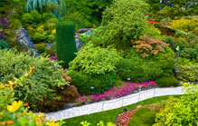Butchart Gardens, Best Western Vancouver Island Hotels