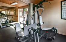 Newly Equipped Fitness Centre - BEST WESTERN Austrian Chalet Hotel